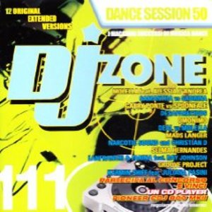 DJ ZONE 111: DANCE SESSION 50 (CD)