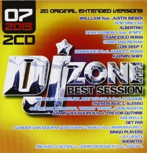 DJ ZONE 07 2013 -2CD (CD)