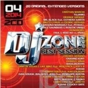 DJ ZONE 04 2014 -2CD (CD)