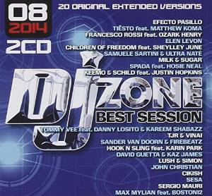 DJ ZONE BEST SESSION 08-2014 (CD)