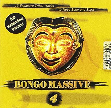 BONGO MASSIVE VOL.4 (CD)