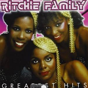 RITCHIE FAMILY - GREATEST HITS (CD)