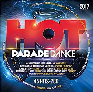 HOT PARADE DANCE WINTER 2017 -2CD (CD)