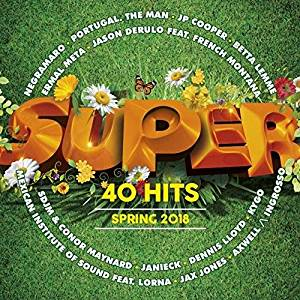 SUPERHITS SPRING 2018 (2 CD) (CD)