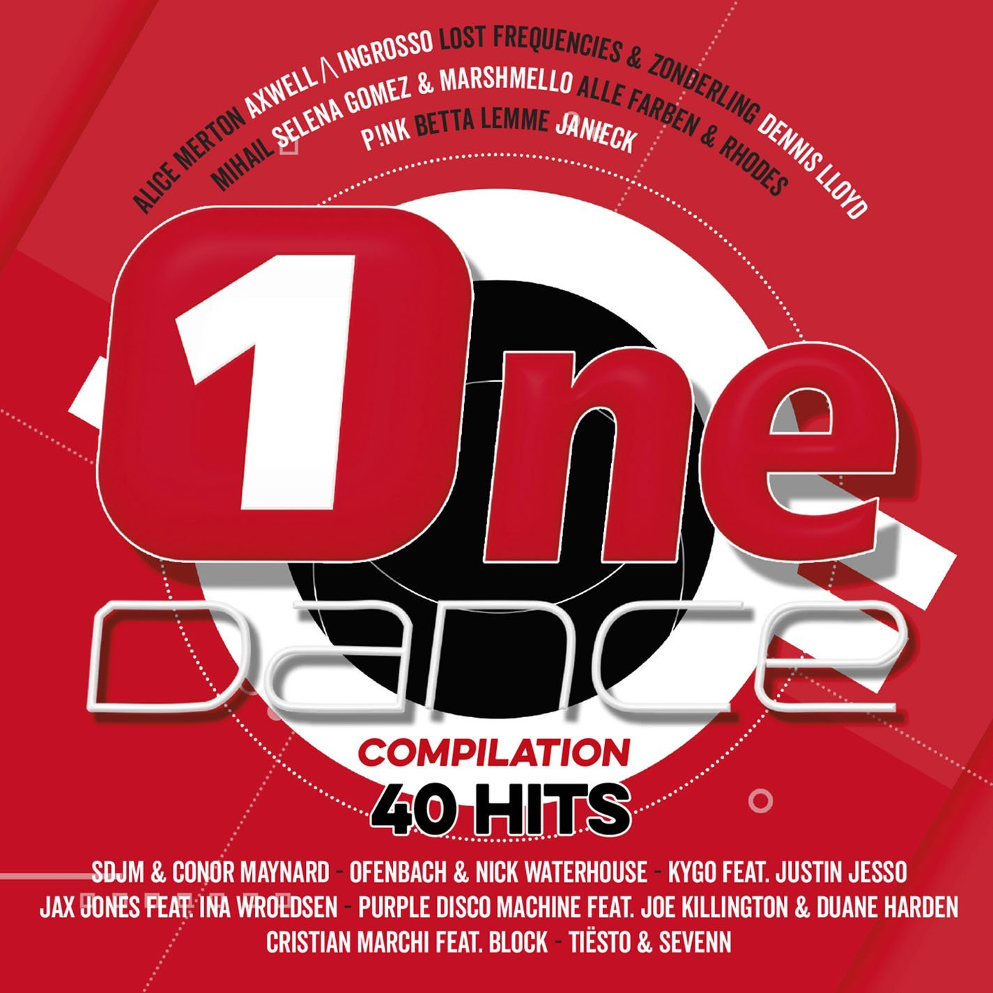 ONE DANCE COMPILATION -2CD (CD)