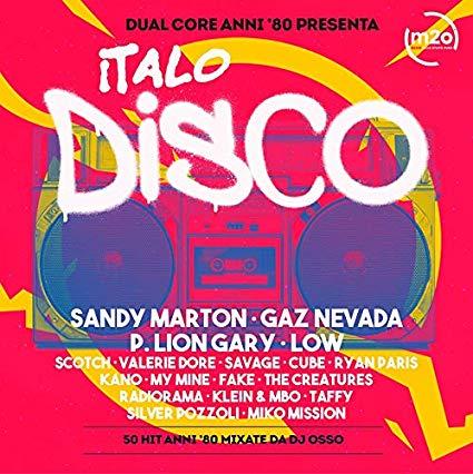 DUAL CORE ANNI 80 PRESENTA ITALO DISCO MIXATA DA DJ OSSO CD (CD)