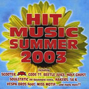 HIT MUSIC SUMMER 2003 (CD)