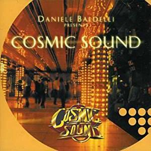 COSMIC SOUND BY DANIELE BALDELLI (CD)