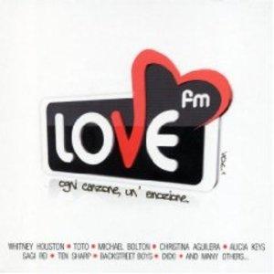 LOVE FM VOL.1 (CD)