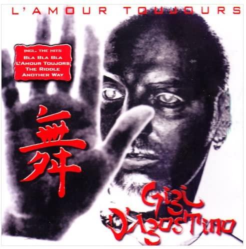 GIGI D'AGOSTINO - L'AMOUR TOUJOUR -2CD (CD)