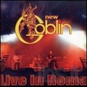 NEW GOBLIN - LIVE IN ROMA (2CD) (CD)