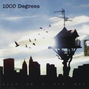 1000 DEGREES - BACK TO A NEW WAY (CD)