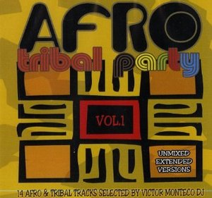 AFRO TRIBAL PARTY VOL.1 (CD)