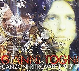 GIANNI TOGNI - CANZONI RITROVATE 1977 (CD)