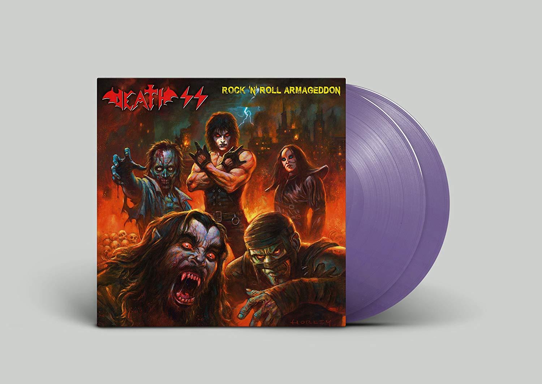 DEATH SS - ROCK'N'ROLL ARMAGEDDON (2 LP) (LP)