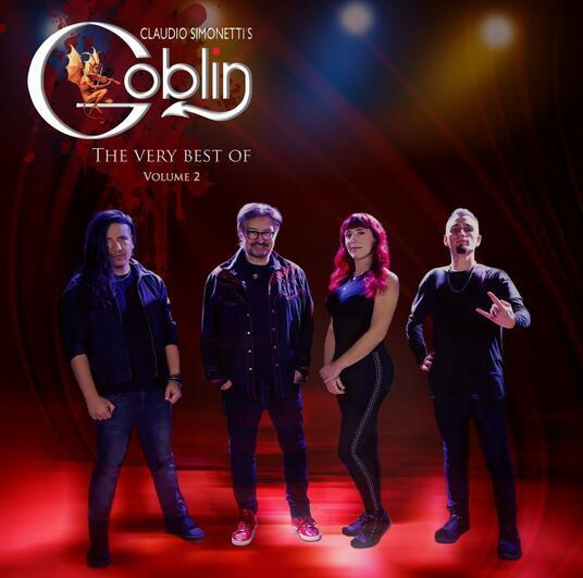 CLAUDIO SIMONETTI S GOBLIN - THE VERY BEST OF VOLUME 2 (CD)