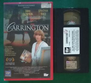 CARRINGTON - USATO EX NOLEGGIO (VHS)