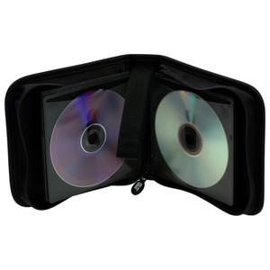BAG - PORTA 32 CD/DVD -NERO