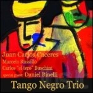 JUAN CARLOS CACERES - TANGO NEGRO (CD)
