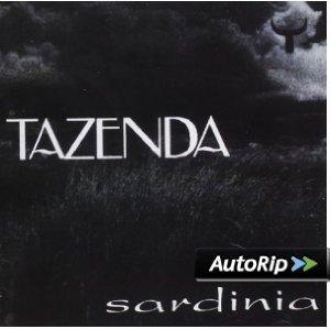 TAZENDA - SARDINIA (CD)
