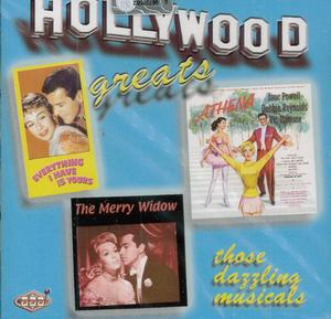 HOLLYWOOD EVERYTHING THE MERRY ATHENA (CD)