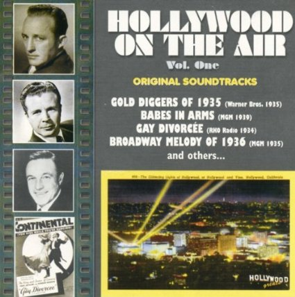 HOLLYWOOD ON THE AIR VOL.ONE (CD)