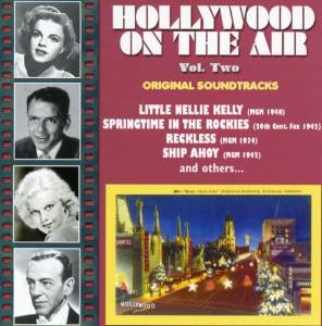 HOLLYWOOD ON THE AIR (CD)