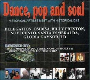 DANCE POP AND SOUL (CD)