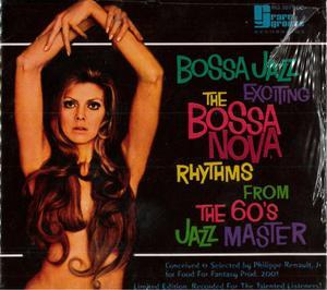 BOSSA NOVA VOL 5 - EXCITING JAZZ SAMBA RHYTHMS (CD)