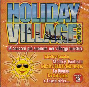 HOLIDAY VILLAGE COMPILATION (CD)