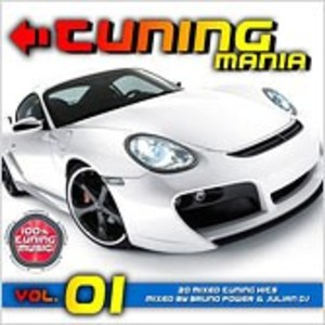 TUNING MANIA COMPILATION (CD)