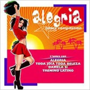 ALEGRIA LATINA COMPILATION (CD)