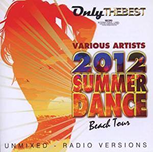 2012 SUMMER DANCE BEACH TOUR (CD)