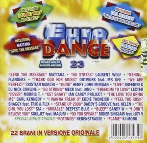EURODANCE 23 -ESENTE (CD)