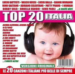 TOP 20 ITALIA -ESENTE (CD)
