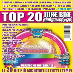 TOP 20 JUKE BOX ANNI 50-60-70 (CD)
