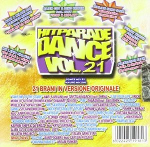 HIT PARADE DANCE VOL.21 -ESENTE (CD)