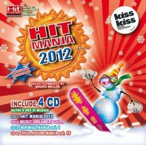 HIT MANIA 2012 -4CD -ESENTE (CD)