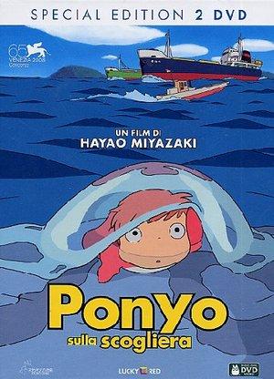 PONYO SULLA SCOGLIERA (SE) (2 DVD) - USATO (DVD)