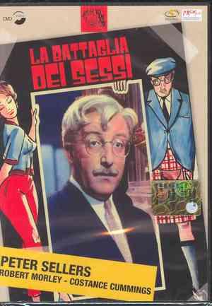 LA BATTAGLIA DEI SESSI (1959) (DVD)