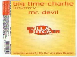BIG TIME CHARLIE - MR.DEVIL (CD)