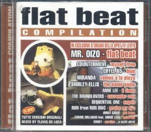 FLAT BEAT COMPILATION (CD)