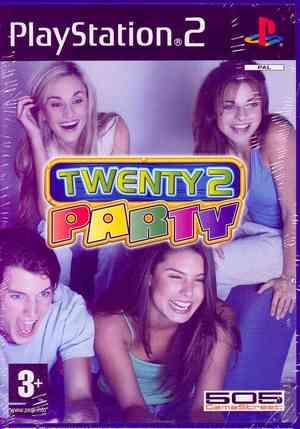 TWENTY 2 PARTY PS2