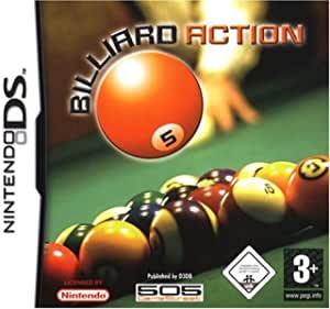 BILLIARD ACTION DS