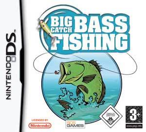 BIG CATCH - BASS FISHING DS