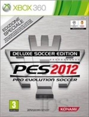 PRO EVOLUTION SOCCER 2012 DELUXE EDITION