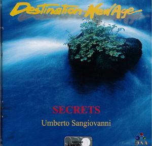 SECRETS BY UMBERTO SANGIOVANNI (CD)
