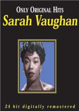 SARAH VAUGHAN - ONLY ORIGINAL HITS -2CD (CD)