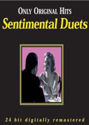 SENTIMENTAL DUETS - ONLY ORIGINAL HITS -2CD (CD)