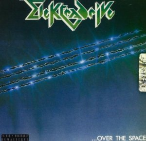 ELEKTRADRIVE - OVER THE SPACE (CD)